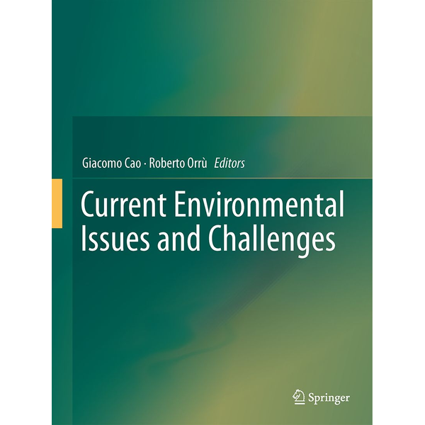 Springer Netherland - Current Environmental Issues and Challenges
