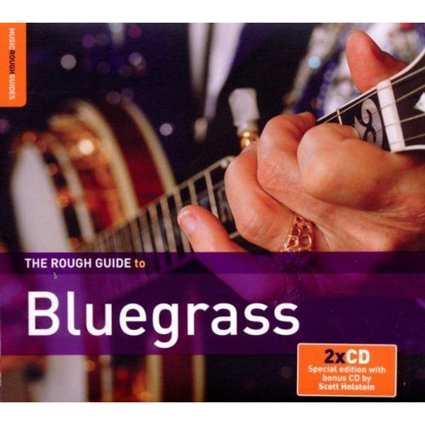 Diverse Rough Guide - Rough Guide to Bluegrass