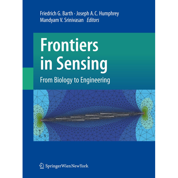 Springer Wien - Frontiers in Sensing - From Biology to Engineering