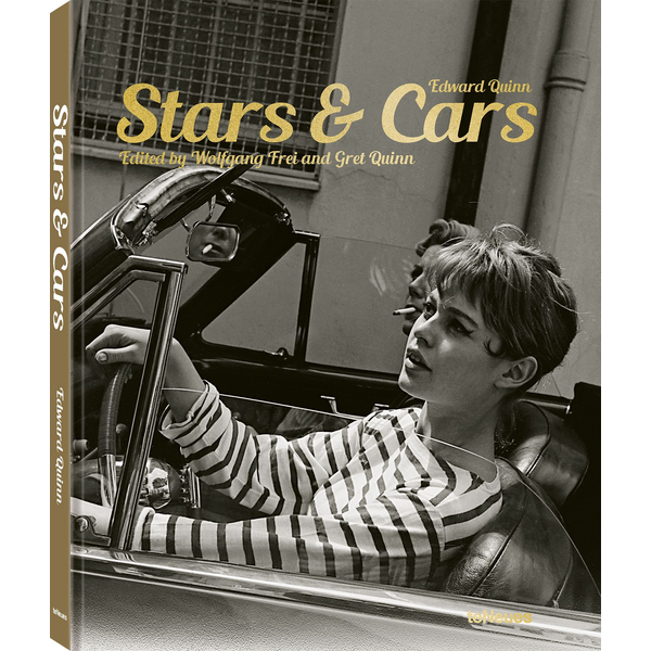 Edward Quinn - Stars and Cars (of the '50s) updated reprint