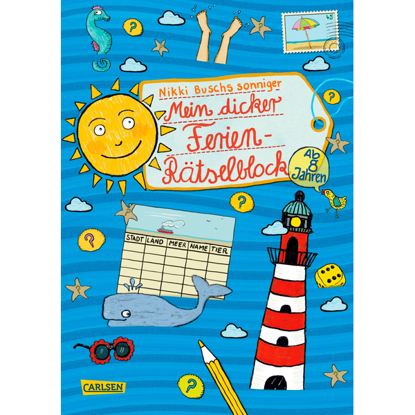 Nikki Busch - ISBN 9783551180407 book Educational German Paperback 160 pages