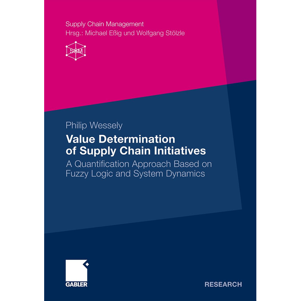 Philip Wessely - Value Determination of Supply Chain Initiatives - A Quantification Approach Based on Fuzzy Logic and System Dynamics