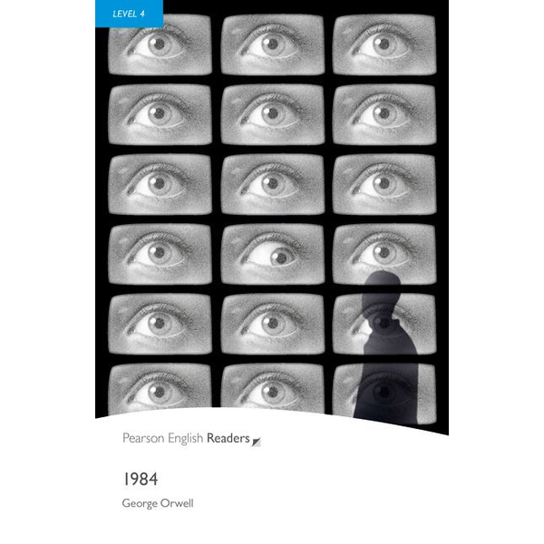 George Orwell - Level 4: 1984 Book and MP3 Pack