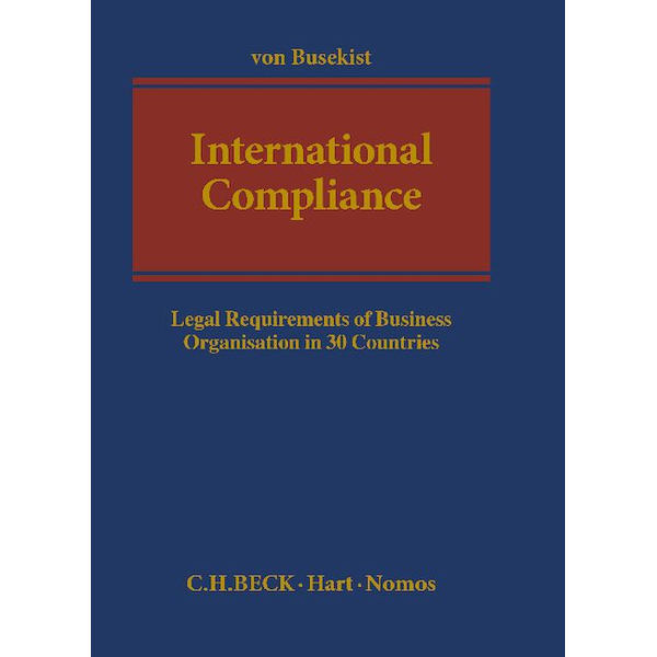 Nomos - International Compliance - Legal Requirements of Business Organisation in over 30 Countries