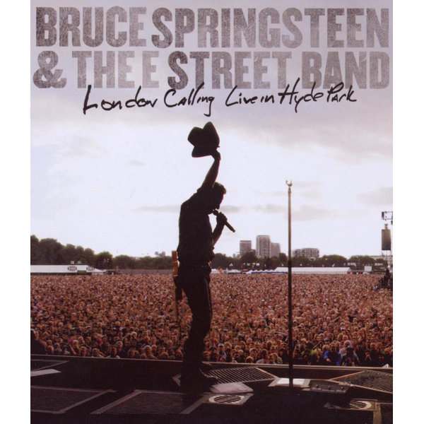 Springsteen,Bruce & The E Street Band - London Calling: Live in Hyde Park [DVD]