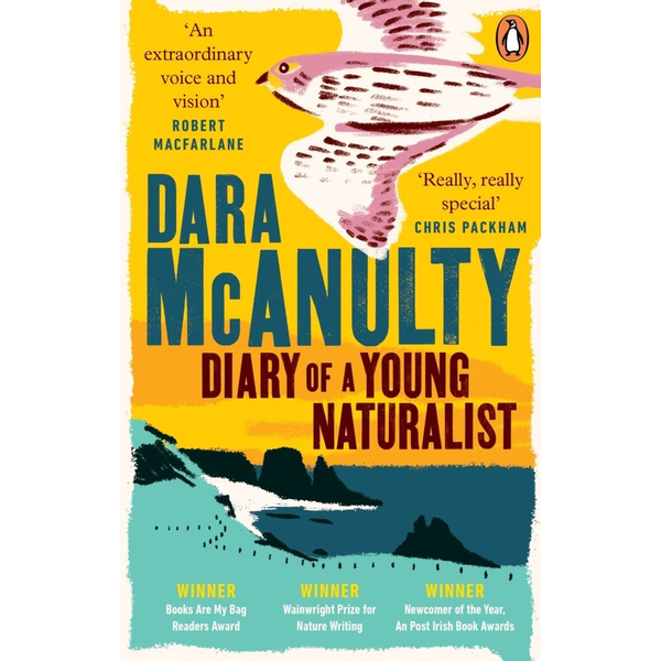 McAnulty, Dara - Diary of a Young Naturalist