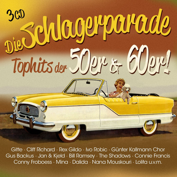 ZYX Music - Die Schlagerparade - Top Hits