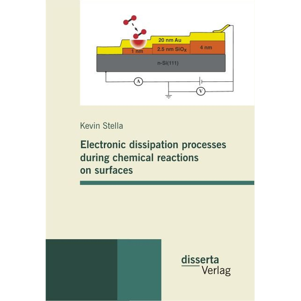 Kevin Stella - Electronic dissipation processes during chemical reactions on surfaces