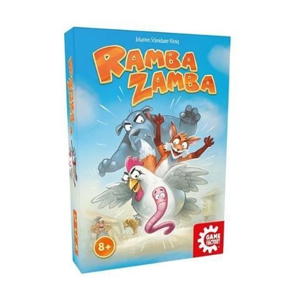 - Game Factory - Rambazamba
