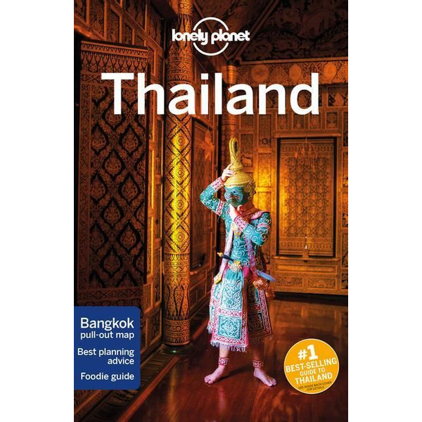Lonely, Planet - Thailand Country Guide