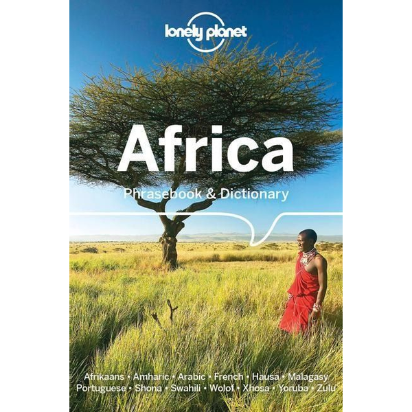 Lonely Planet - Lonely Planet Africa Phrasebook & Dictionary