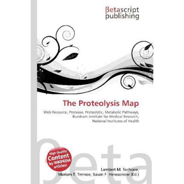 Betascript Publishing - The Proteolysis Map