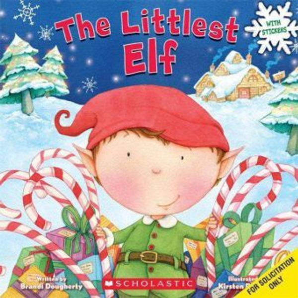 Dougherty, Brandi - The Littlest Elf