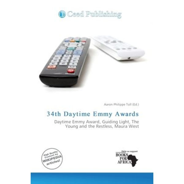 Alphascript Publishing - 34th Daytime Emmy Awards - Daytime Emmy Award, Guiding Light, The Young and the Restless, Maura West