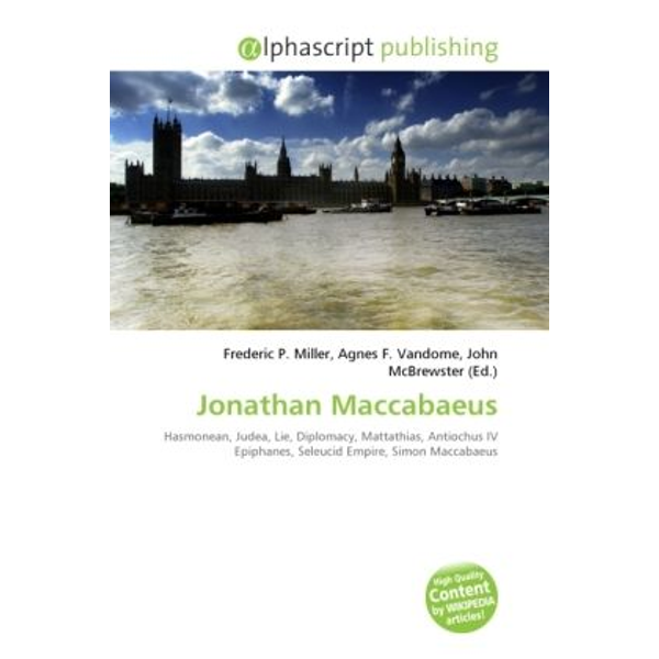 Alphascript Publishing - Jonathan Maccabaeus
