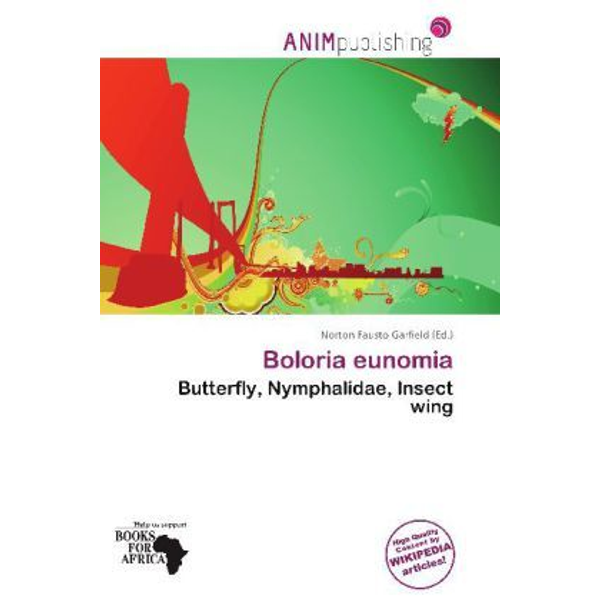 Alphascript Publishing - Boloria eunomia - Butterfly, Nymphalidae, Insect wing