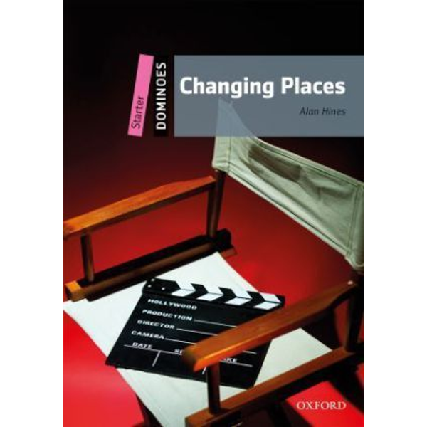 Hines, Alan - Changing Places - Reader. Text in English (Class 5. Level 1)