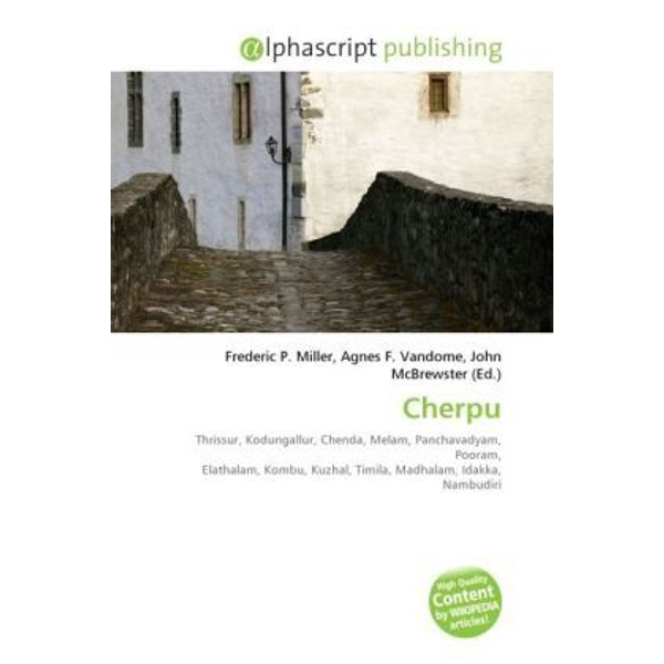 Alphascript Publishing - Cherpu