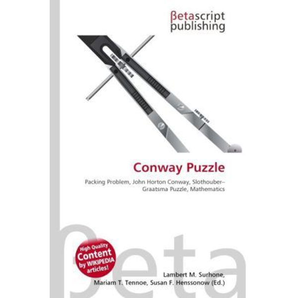 Betascript Publishing - Conway Puzzle