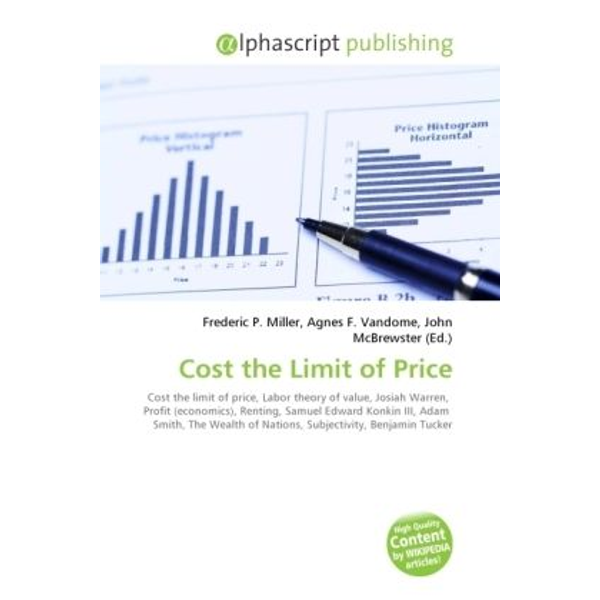 Alphascript Publishing - Cost the Limit of Price
