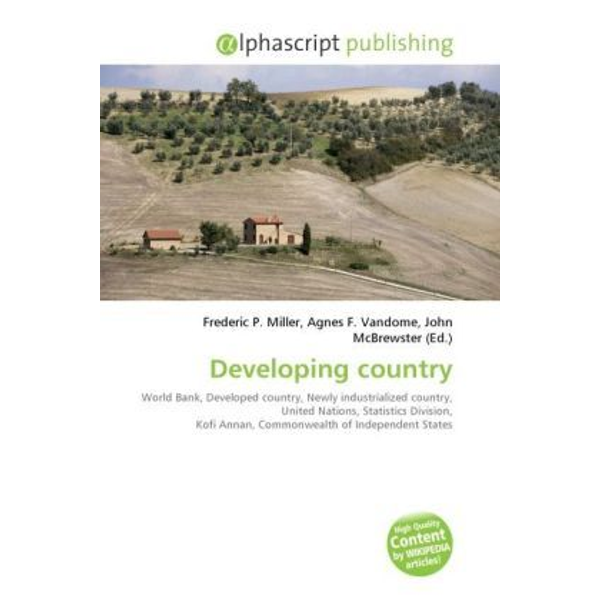 Alphascript Publishing - Developing country