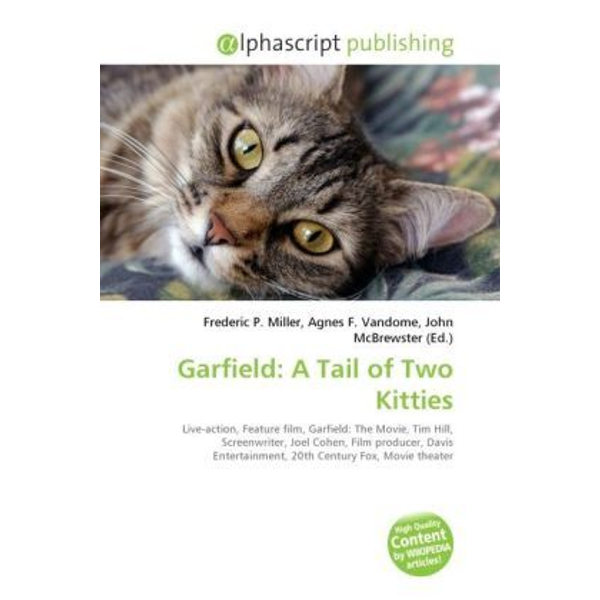 Alphascript Publishing - Garfield: A Tail of Two Kitties