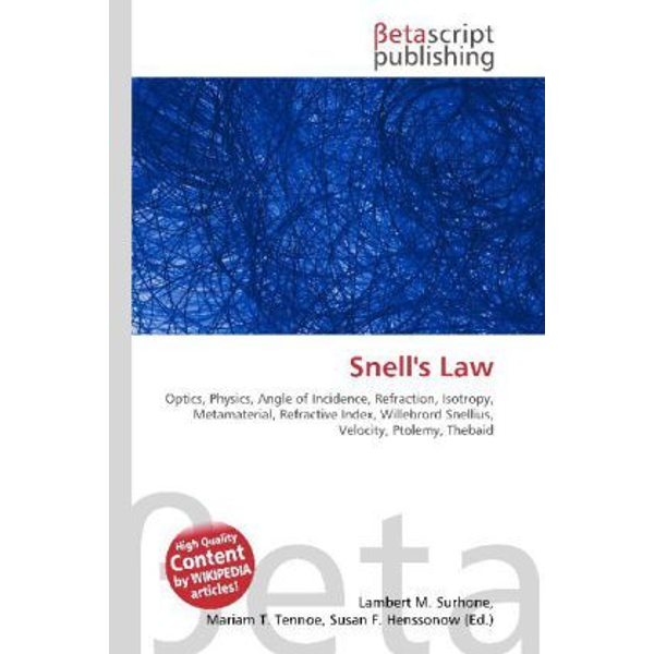 Betascript Publishing - Snell's Law