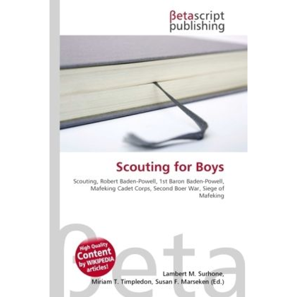 Betascript Publishing - Scouting for Boys