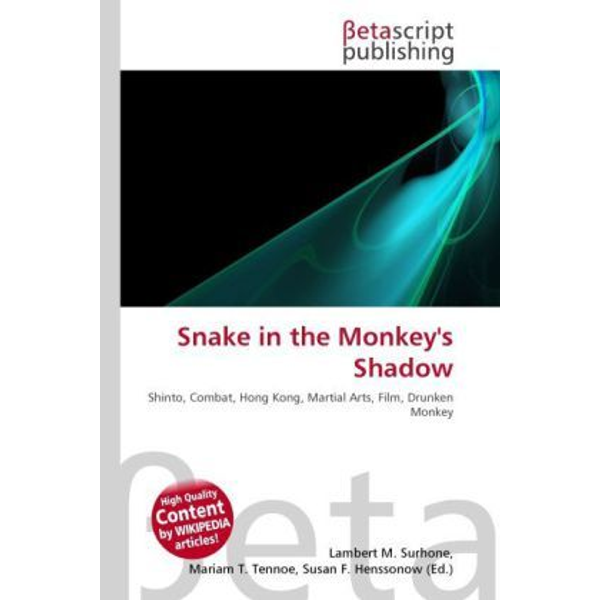 Betascript Publishing - Snake in the Monkey's Shadow
