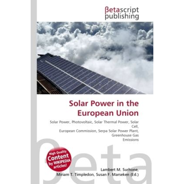 Betascript Publishing - Solar Power in the European Union