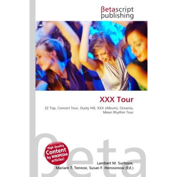Betascript Publishing - XXX Tour