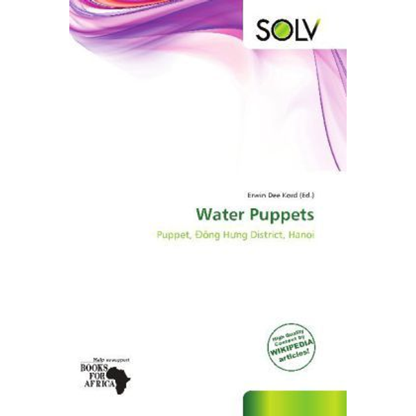 Betascript Publishing - Water Puppets - Puppet,  ông H ng District, Hanoi