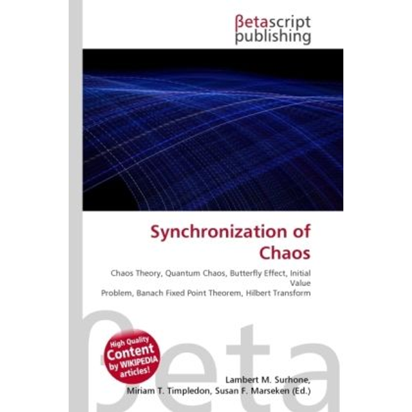Betascript Publishing - Synchronization of Chaos
