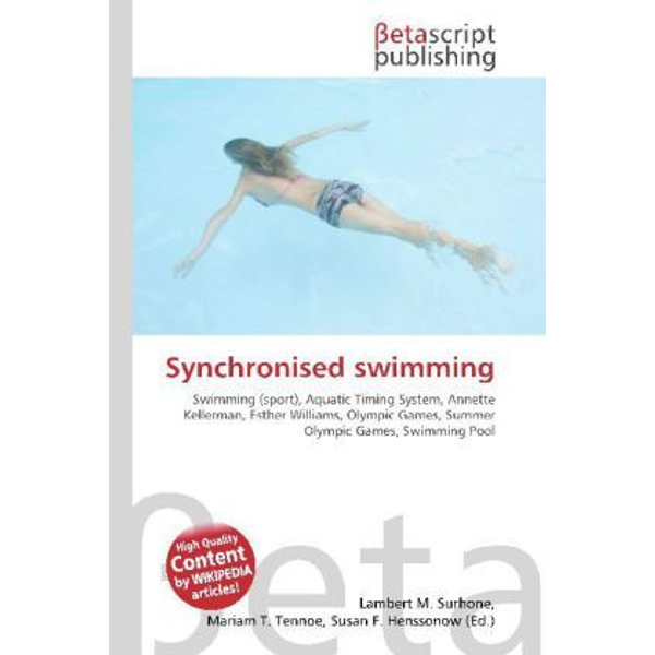 Betascript Publishing - Synchronised swimming
