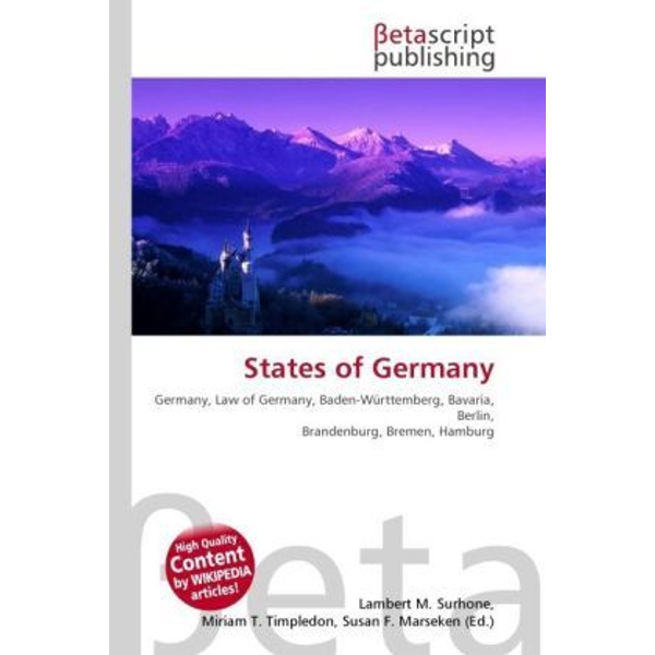 Betascript Publishing - States of Germany