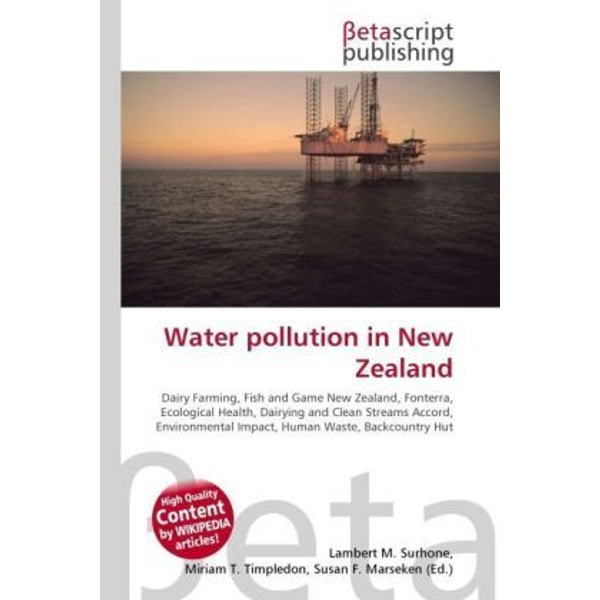Betascript Publishing - Water pollution in New Zealand
