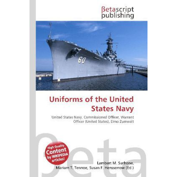 Betascript Publishing - Uniforms of the United States Navy