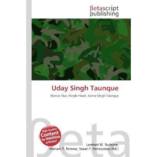 Betascript Publishing - Uday Singh Taunque