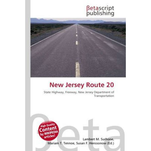 Betascript Publishing - New Jersey Route 20