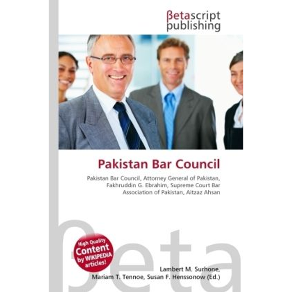 Betascript Publishing - Pakistan Bar Council