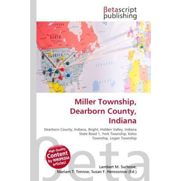 Betascript Publishing - Miller Township, Dearborn County, Indiana
