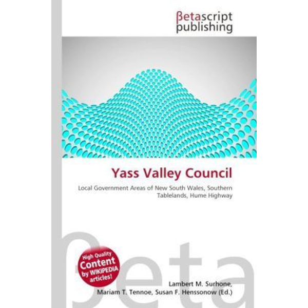 Betascript Publishing - Yass Valley Council