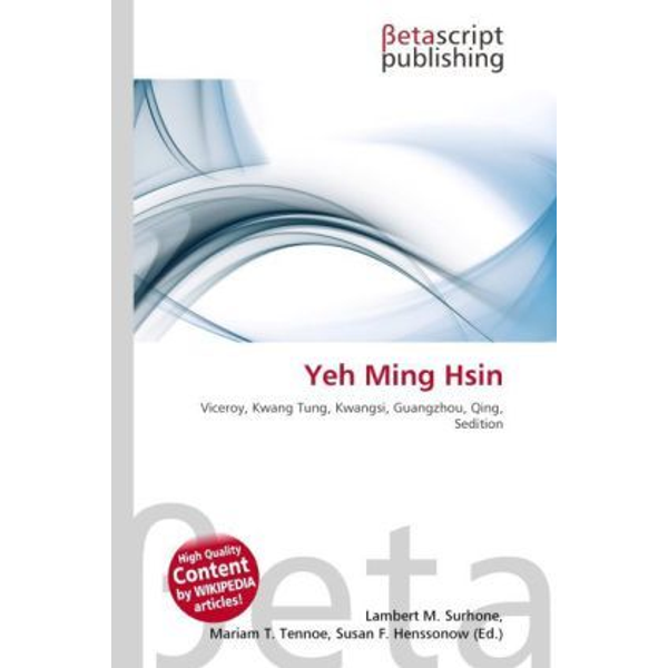Betascript Publishing - Yeh Ming Hsin
