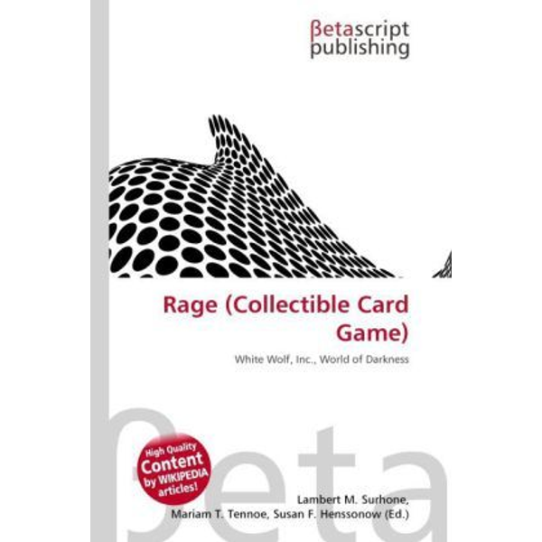 Betascript Publishing - Rage (Collectible Card Game)