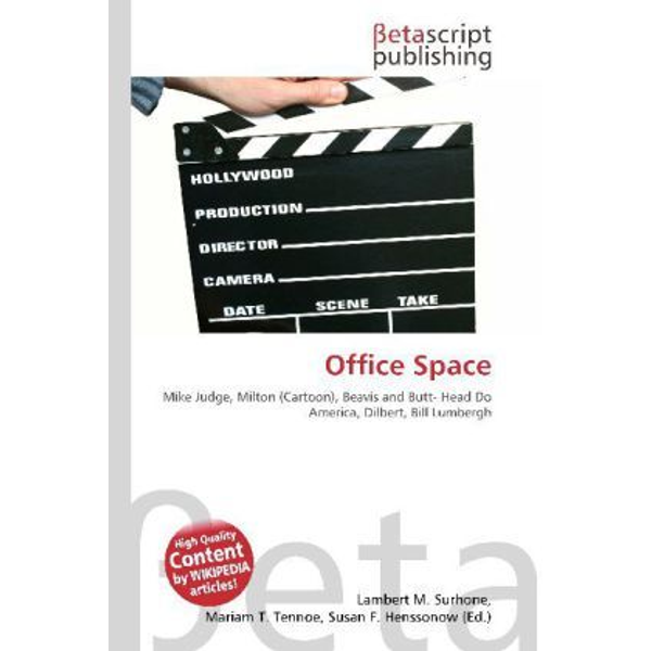 Betascript Publishing - Office Space