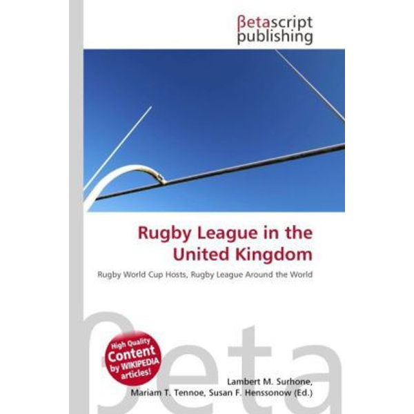 Betascript Publishing - Rugby League in the United Kingdom