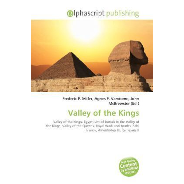 Alphascript Publishing - Valley of the Kings
