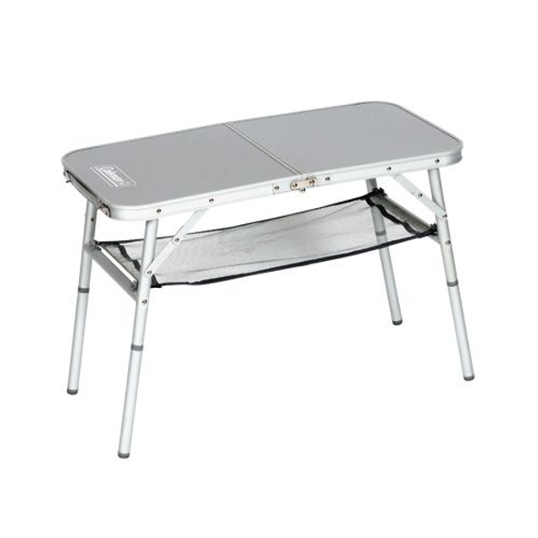 - Coleman Mini Camp Table Camping-Tisch Silber