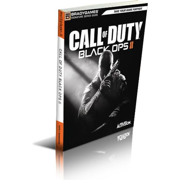 - Multiplayer Call of Duty Black Ops II - Signture Series Guide Buch Spiele 312 Seiten