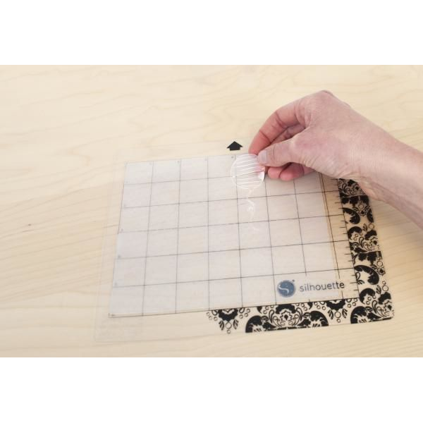 Silhouette - Silhouette MEDIA-STAMP art paper 3 sheets